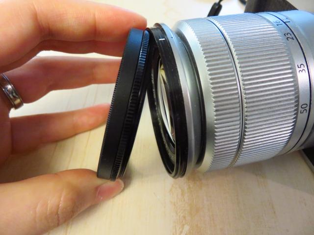レンズにフィルターをつけるには?フィルターを一眼カメラで使う方法